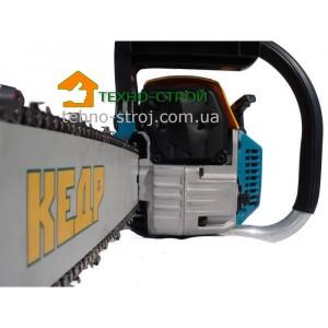 Пила бензиновая КЕДР 50 3.6 Л.С (2 шины и 2 цепи)