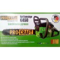 Бензопила ProCraft - K 450 (Германия)