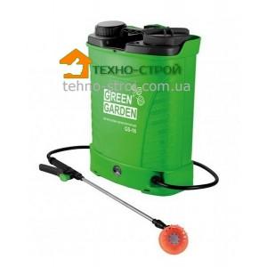 Опрыскиватель аккумуляторный GREEN GARDEN GS 16 (15А/ч)