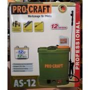 Опрыскиватель аккумуляторный Procraft  AS 12