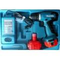 Аккумуляторный шуруповерт Makita 6271 DWAE