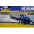 Бензопила  Werk WS-4500М