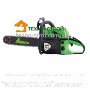 Пила Бензиновая Карпаты КБП 52-3.5 (2 шины 2 цепи)