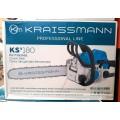 Бензопила KRAISSMANN KS 180 (35 шина)