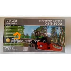 Бензопила Урал УБП-3900 Профи (2 шины 2 цепи)