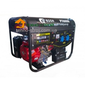 Бензо генератор Edon PT- 6000
