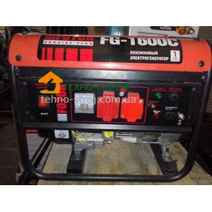 Генератор бензиновый Foton FG-1600