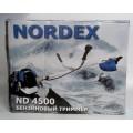 Коса Бензиновая Nordex ND-4500