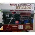 Бензокоса Тайга БГ 4300 Gardentools (2 диска 1 шпуля)