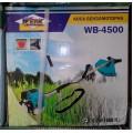 Коса бензомоторна WERK WB-4500