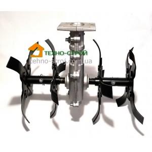 Культиватор для бензокос (вал-7 шлицов, штанга-26 мм)