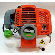 Бензокоса Aksor A5500АС (электро стартер)