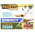 Бензокоса PROCRAFT T4500 ENERGY