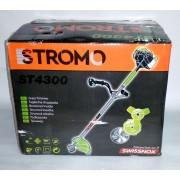 Бензокоса STROMO ST4300 (5,5л/с)