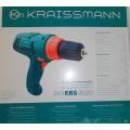Сетевой шуроповерт KRAISSMANN 310 EBS 2020