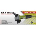 Угловая шлифмашина Eltos-125-1150