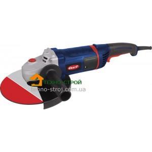 Болгарка Craft CAG 230-2500 ( с плавным пуском)