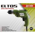 Электродрель ELTOS ДЭ-550