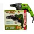 Дрель ProCraft PS 1150P (Низкооборотистая)