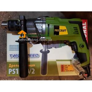 Дрель Procraft PS 1700/2 (две скорости)