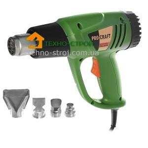 Фен Procraft PH2200E строительный