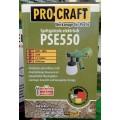 Краскопульт ProCraft PSE-550 (2-форсунки)