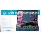 Паяльник KRAISSMANN 2400 KMS 6 (ножницы, уровень, рулетка, 6 насадок)