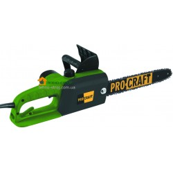 Электропила Procraft K1600 (1 шина 1 цепь)