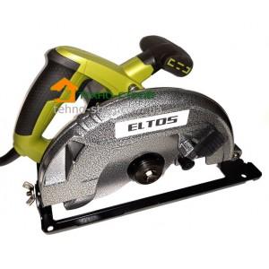 Пила дисковая ELTOS ПД185-2200 (железный корпус+лазер)