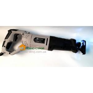 Сабельная пила Элпром ЭСП-950 ручка поворотная + подсветка.