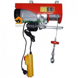 Электрическая лебедка Forte FPA-1000