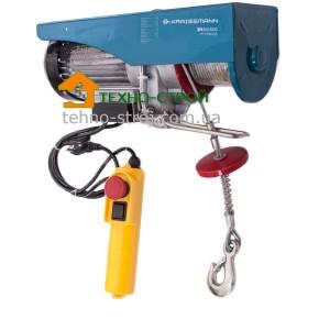 Лебедка электрическая KRAISSMANN SH 200/400
