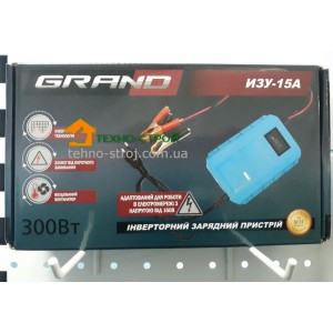 Зарядное инверторное GRAND ИЗУ - 15А