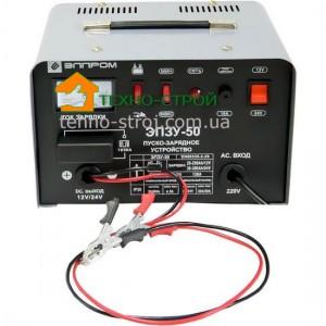 Пусковое зарядное устройство ЭЛПРОМ ЭПЗУ-50