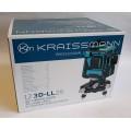 Лазерный уровень KRAISSMANN 12.3D-LL 25