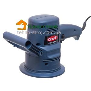 Вибрационная шлифмашина Craft CRS-125Е (420вт) Эксцентрик