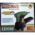 Эксцентриковая шлифмашина ProCraft  EX950E