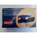 Вибрационная шлифовальная машина Craft CVM-250N (плоская)