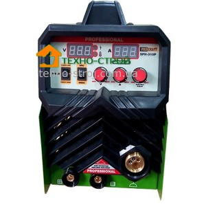 Полуавтомат инверторный Procraft SPH-310P (2 дисплея)
