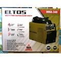 Инверторная сварка ELTOS MMA -340