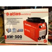 Сварочный инвертор Atlas welding AW-300