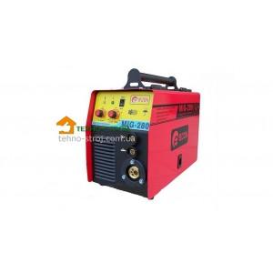 Полуавтомат EDON MIG-280 + ММА (Проволока и электрод)