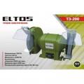 Точило Eltos ТЭ-200-1100 электрическое