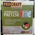 Точило ProCraft PAE 1250/200 круг (круглое)