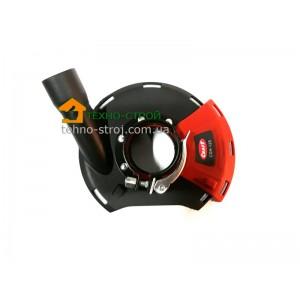 Защитный кожух для шлифовки с отводом пыли CrafT CSH-125
